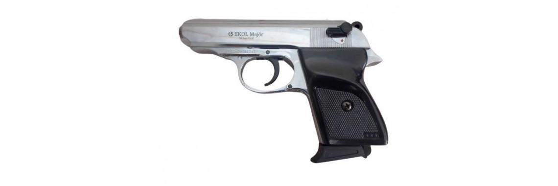 Стартовый пистолет Ekol Major hrom