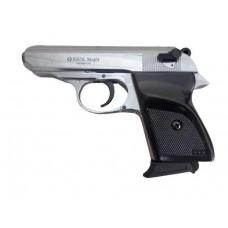 Стартовый пистолет Ekol Major,  цвет хром, Турция б/у