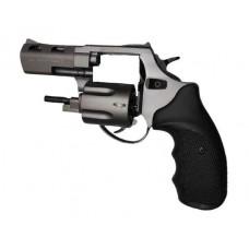 Стартовый револьвер Zoraki R2-T Export, цвет черный металик, Турция