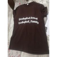Мужская футболка Sedoy Kot band