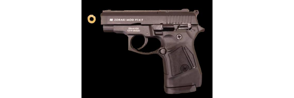 Стартовый пистолет Zoraki 914-T Export