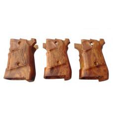 Оригинальная коричневая накладка на рукоять Zoraki-914-T\Stalker-914\Zoraki 2914-T\Stalker 2914