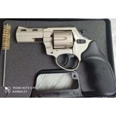 Стартовый револьвер Zoraki R2-T Export, цвет сатин, Турция