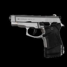 Стартовый пистолет Zoraki 2914-T Export,  цвет матовый хром, Турция