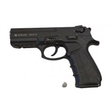 Стартовый пистолет Zoraki 2918-T Export, черный цвет, Турция